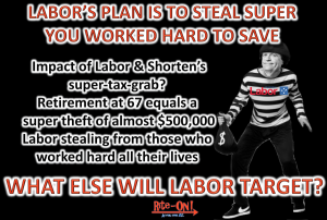 Rite On Stop Labour Tax Grab