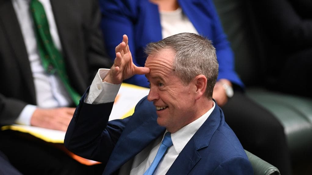 Rite On Shorten Superannuation Grab