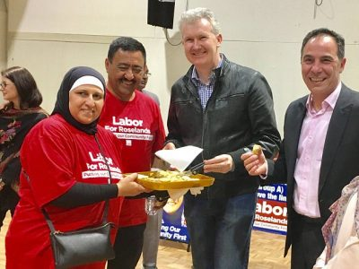 Rite=ON! Tony Burke Muslims