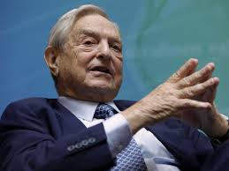 Rite-On George Soros Major donor to GetUp