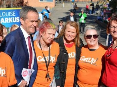 Bill Shorten Rite-ON GetUp Exposed