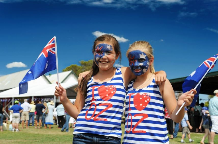 Hands Off Australia Day - Rite-ON!