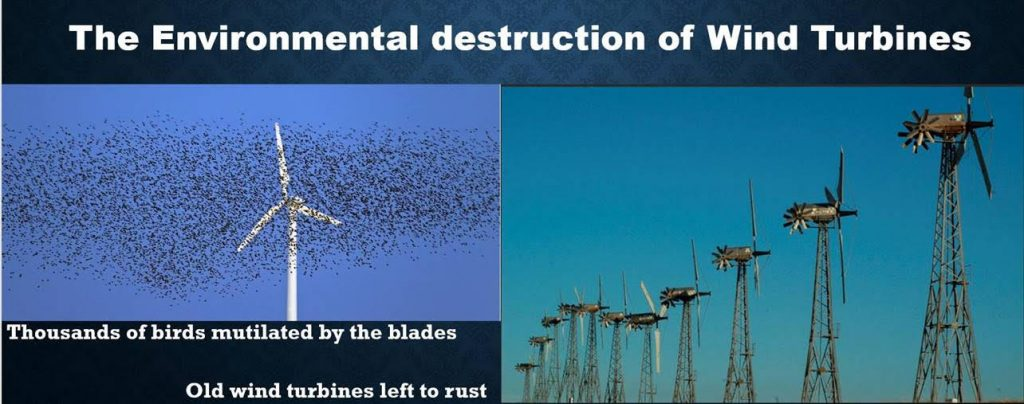 Dangers of Wind Turbines