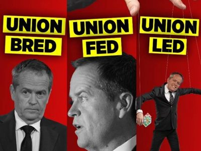Bill Shorten The Unionist