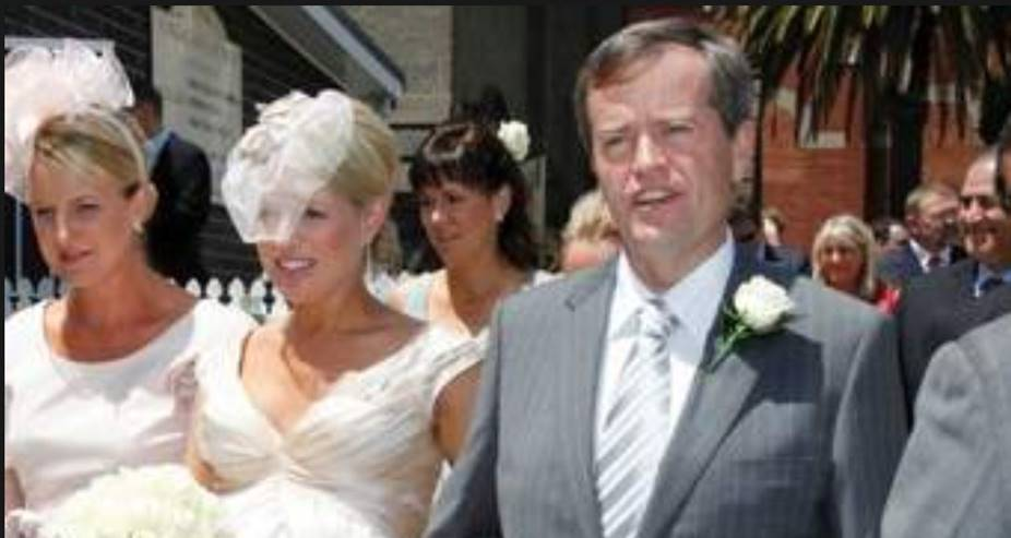 Bill Shorten pregnant wife wedding