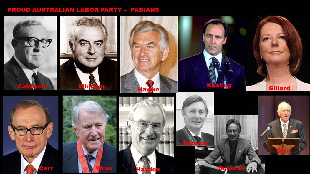Labor Party and Fabians