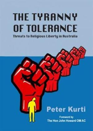 the tyranny of tolerance. Rite-ON