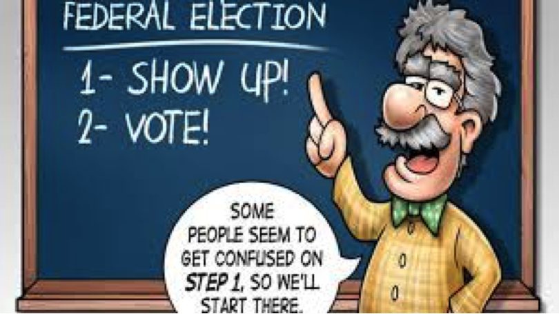 Federal Election RiteON
