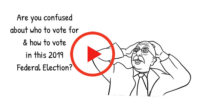 Video How To Vote