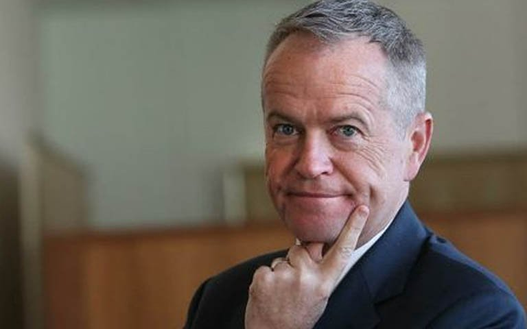 Keep Bill Shorten out of office