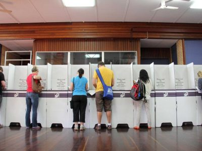 Federal Election Voting RiteON
