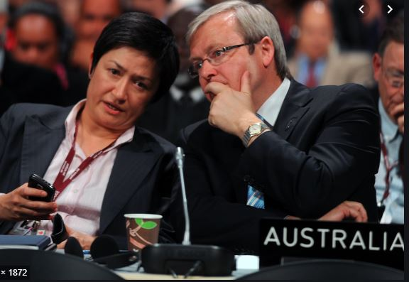rudd and wong