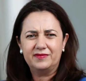 Queensland Premier Annastacia Palaszczuk supports Chinese Belt and Road